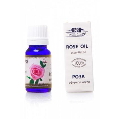 Эфирное масло Роза Дамасская, 10 мл. - Indibird, Индия