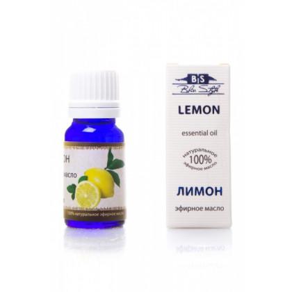 Эфирное масло Лимон, 10 мл. - Indibird, Индия