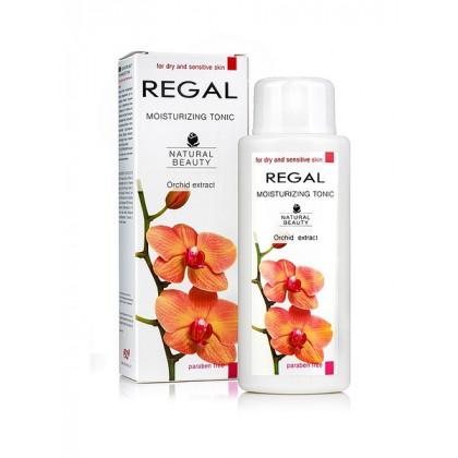 Увлажняющий тоник для сухой кожи лица с экстрактом Орхидеи Natural Beauty