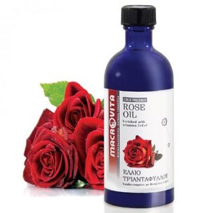 Розовое масло (Косметическое), 100 мл. - Macrovita Греция