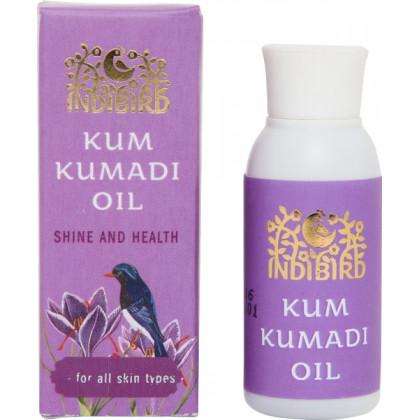 КумКумади омолаживающее масло с шафраном