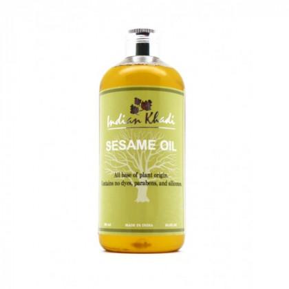 Кунжутное масло рафинированное пищевое