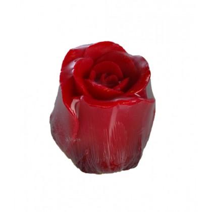 Глицериновое мыло с розовым маслом «Роза», 140 гр. - Bulfresh, Болгария