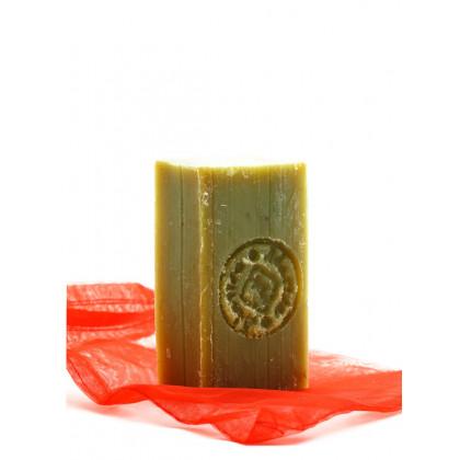 Оливково-лавровое мыло с маслом Арганы и Мелиссой