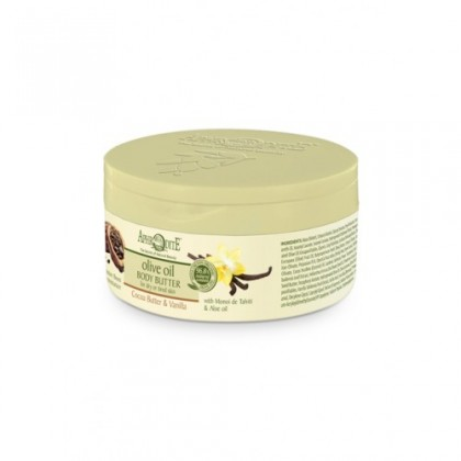 Крем-масло для тела с какао, медом и ванилью Z-44, 200 мл. — Aphrodite Греция