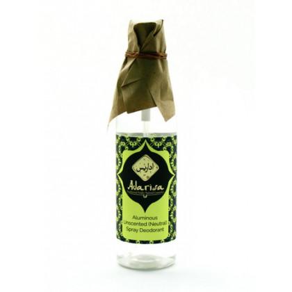 Натуральный квасцовый дезодорант с ароматом уда