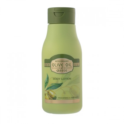 Лосьон для тела освежающий Olive Oil of Greece 300 мл. - Bio Fresh, Болгария