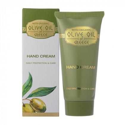 Крем для рук ежедневная защита и уход Olive Oil of Greece 50 мл. - Bio Fresh, Болгария