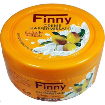 Крем для лица с Миндальным маслом FINNY, 100мл. - NaturArgan, Марокко