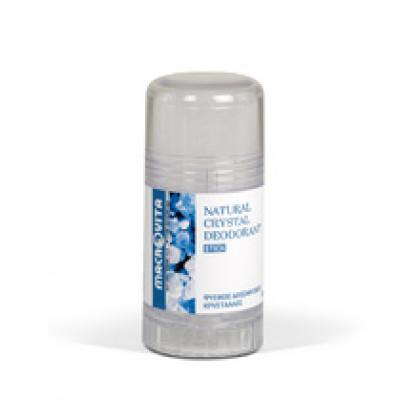 Натуральный дезодорирующий кристалл шариковый Natural Olivelia
