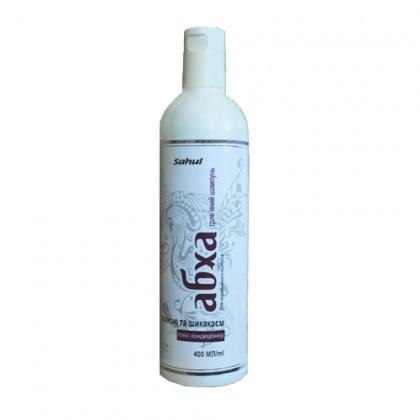 Abha Шампунь плюс Кондиционер - Папайя для жирных волос, 400 мл. - Sahul, Индия
