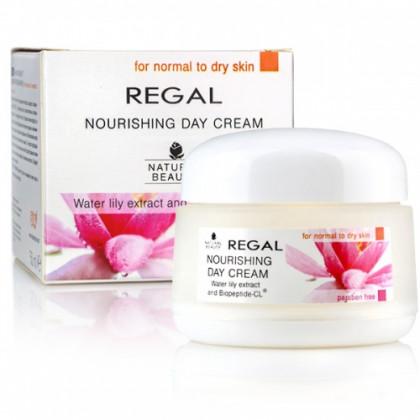 Дневной питательный крем для нормальной кожи Natural Beauty, 50 мл.-Regal, Болгария