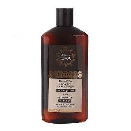 Шампунь Moroccan Spa для поврежденных волос с маслом марокканского аргана 500 мл. - Shemen Amour, Израиль