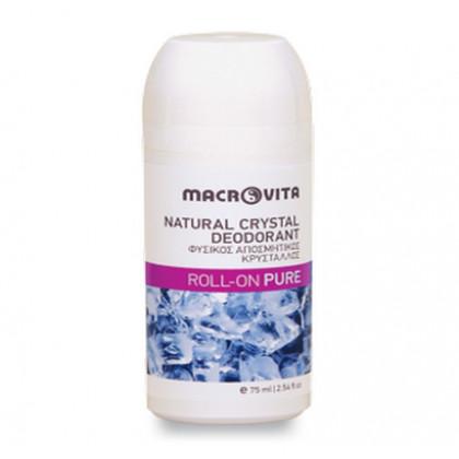 """Шариковый дезодорант """"Природный кристалл"""" с ароматом лаванды Pure"""