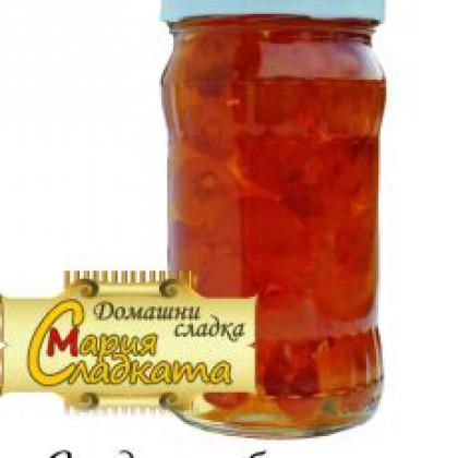 Варенье из лепестков Розы, 230 гр. - ТМ Мария Сладката, Болгария