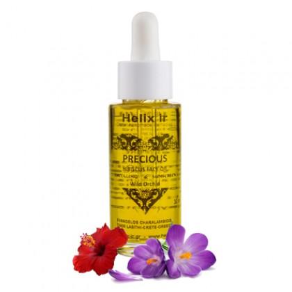 Питательное масло для лица с маслом дикой Розы и орхидеей, 30 мл. - HELIX IR, Греция