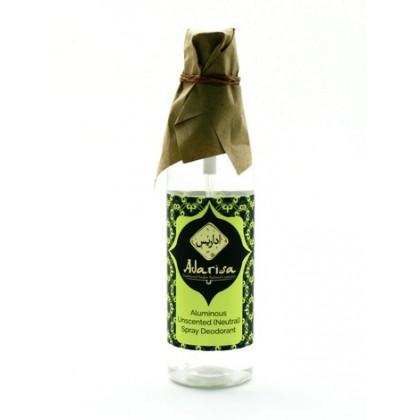 Натуральный квасцовый дезодорант с белым мускусом