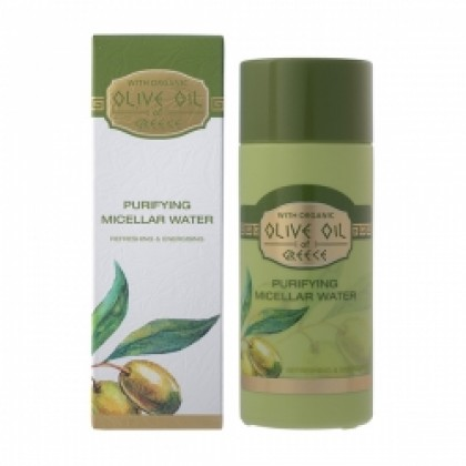 Очищающая мицеллярная вода Olive Oil of Greece 150 мл. - Bio Fresh, Болгария