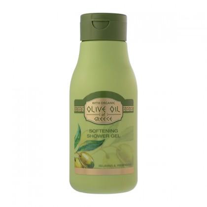Смягчающий гель для душа Olive Oil of Greece 300 мл. - Bio Fresh, Болгария