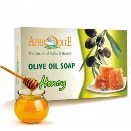 Оливковое мыло с медом Z-84