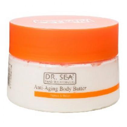 Масло для тела Dr.Sea для предотвращения старения с маслами папайи и дыни, 250 мл. - Dr.Sea, Израиль