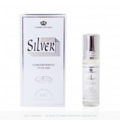 Арабские духи масляные Серебро