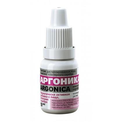Косметическая сыворотка Аргоника, 50 мл. - ВекторПро, Россия