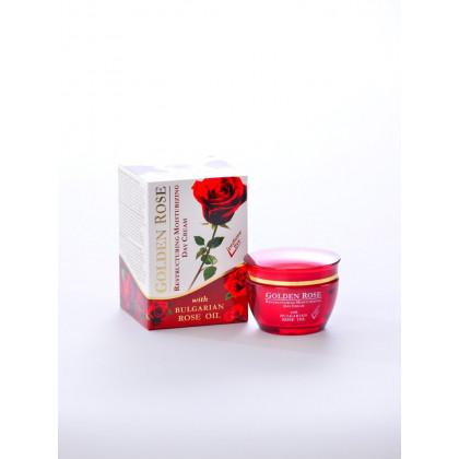 Интенсивно увлажняющий крем от морщин и пятен (Биопептид крем) Golden Rose