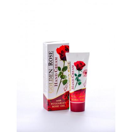 Крем для рук Golden Rose, 75 мл. - Bulfresh, Болгария