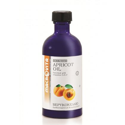 Абрикосовое масло (Косметическое), 100 мл. - Macrovita Греция