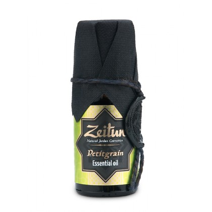 Эфирное масло Петитгрейна, 10 мл. - Zeitun, Иордания