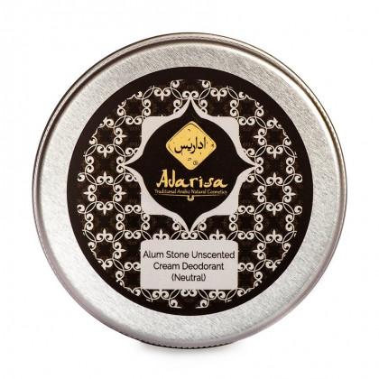 Алунитовый крем-дезодорант без запаха нейтральный