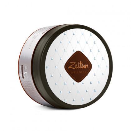 Гипоаллергенный бальзам для губ с маслами ши и какао, 10 мл. - Zeitun, Иордания