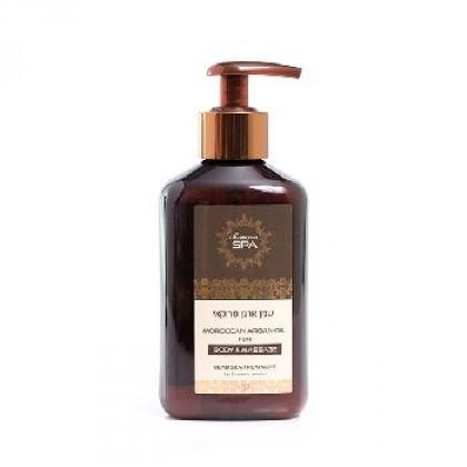 Аргановое масло Moroccan Spa для тела и массажа