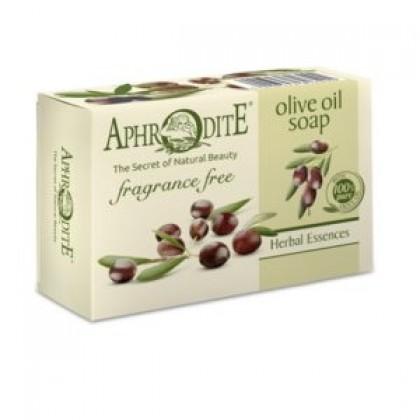 Оливковое мыло, 100 гр. - Афродита, Греция