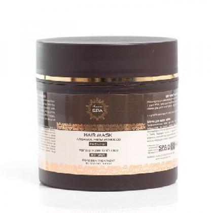 Маска Moroccan Spa для сухих волос с маслом марокканского аргана 250 мл - Shemen Amour, Израиль