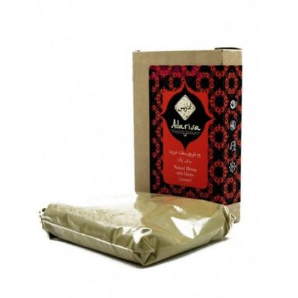 Травяная лечебная хна для волос, 100 гр. - Adarisa, Кувейт
