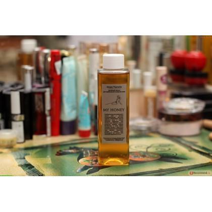 Очищающий лосьон для проблемной кожи лица My Honey