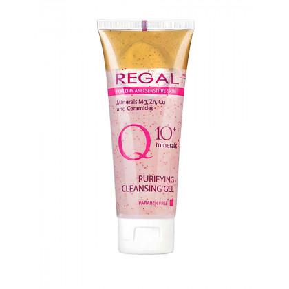 Гель для умывания для сухой и чувствительной кожи Q10