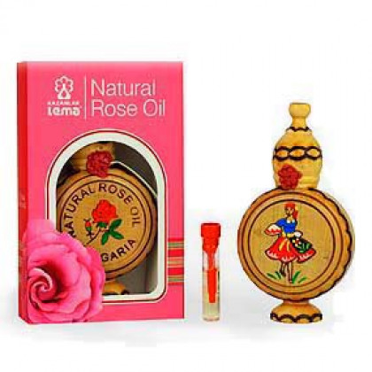 Розовое масло LEMA из Болгарии - LEMA, Болгария