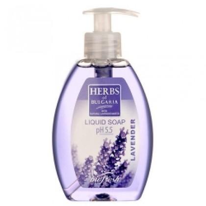 Жидкое мыло Lavender, 300 мл. - Bio Fresh, Болгария