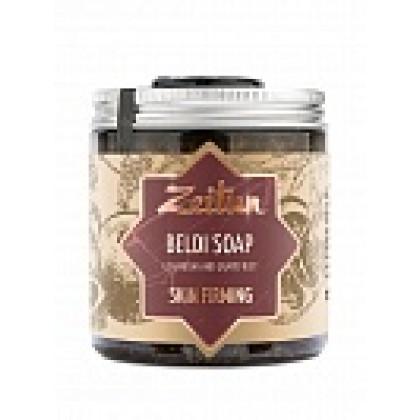 Деревенское мыло Бельди №4 с лифтинг-эффектом, с грейпфрутом и геранью, 250 мл. - Zeitun, Иордания