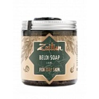 Деревенское мыло Бельди №2 для жирной кожи с маслом лавра, 250 мл. - Zeitun, Иордания