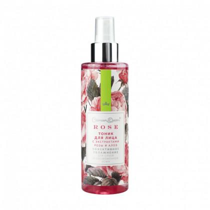 Гель для умывания на гидролате розы для нормальной и смешанной кожи