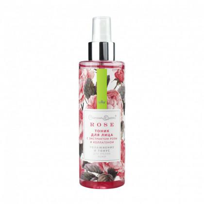 Молочко для снятия макияжа для нормальной и смешанной кожи на основе гидролата розы