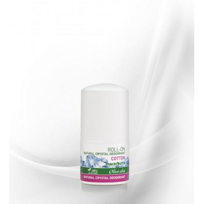 Природный дезодорирующий кристалл Cotton Olivelia