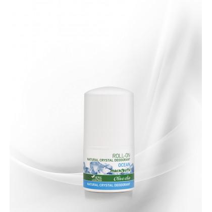 Природный дезодорирующий кристалл шариковый Ocean Olivelia