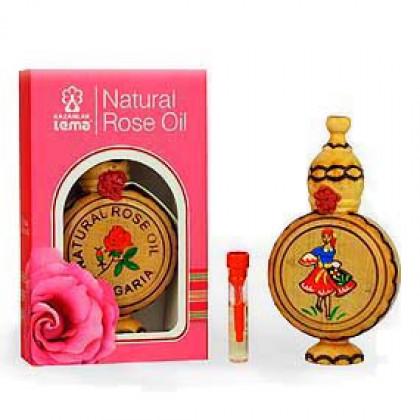 100% розовое масло из Болгарии