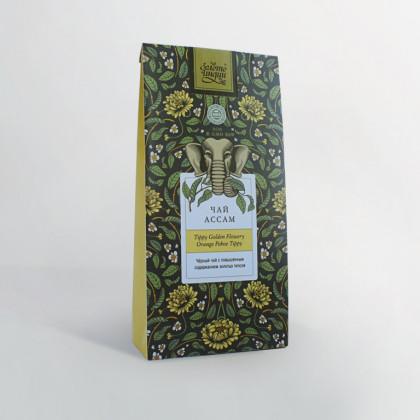 Чай чёрный крупнолистовой ASSAM TGFOP
