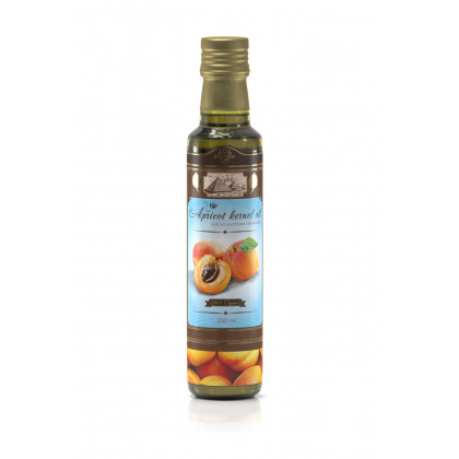 Пищевое масло Абрикосовой косточки Shams Natural Oils
